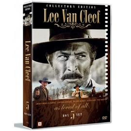 Lee Van Cleef Collection (5-disc), elokuva
