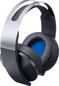 Sony PlayStation Platinum Wireless Stereo (PS4), kuulokemikrofoni