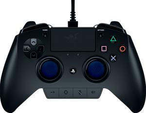 Razer Raiju, PS4-peliohjain