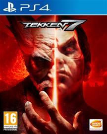 Tekken 7, PS4-peli