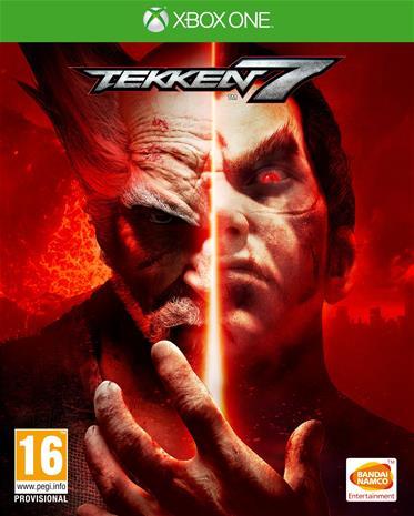 Tekken 7, Xbox One -peli
