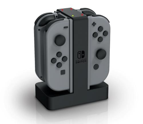 Nintendo Switch Joy-Con Charging Grip, Nintendo Switch -ohjain