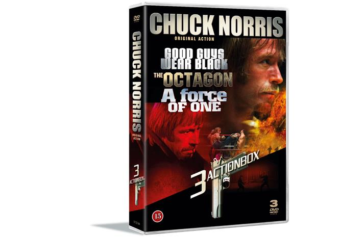 Chuck Norris Collection (3-disc), elokuva