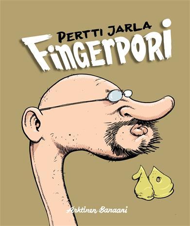 Fingerpori 10 (Pertti Jarla), kirja
