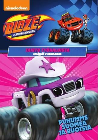 Blaze ja Monsterikoneet - Kausi 1 vol 2, TV-sarja