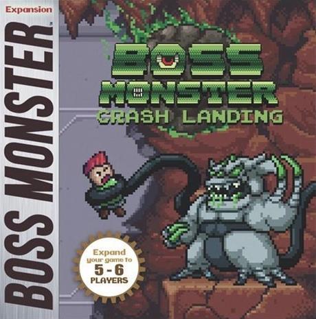 Boss Monster: Crash Landing LAUTA