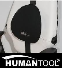 HumanTool Pilot Spot, selkätuki