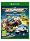 Micro Machines World Series, Xbox One -peli