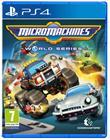 Micro Machines World Series, PS4-peli
