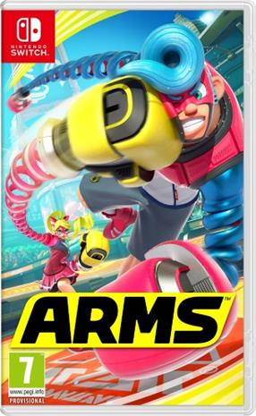 ARMS, Nintendo Switch -peli