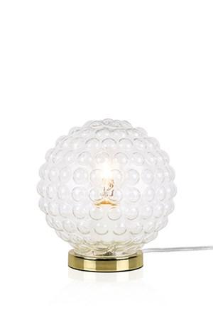 Globen Lighting Pöytävalaisin Spring kirkas