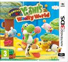 Poochy & Yoshi's Woolly World, Nintendo 3DS -peli