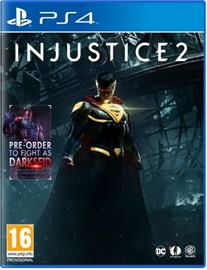 Injustice 2, PS4-peli
