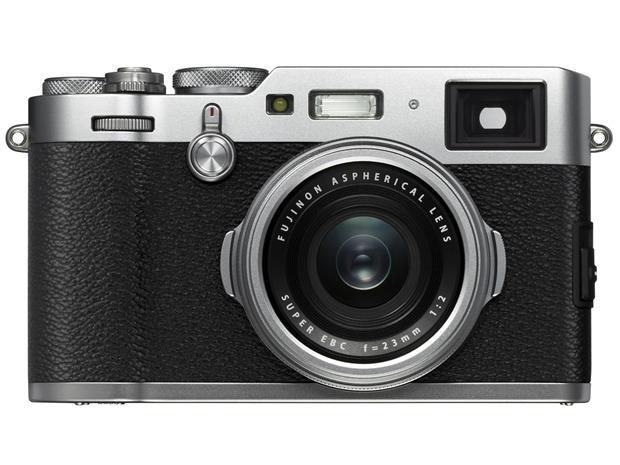 Fujifilm FinePix X100F, kamera