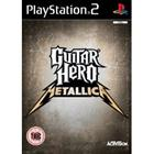 Guitar Hero: Metallica, PS2-peli