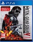 Metal Gear Solid V: The Definitive Experience, PS4-peli