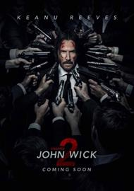 John Wick: Chapter 2 (2017, Blu-Ray), elokuva