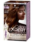 Schwarzkopf Color Expert 4.54 Golden Brown hiusväri