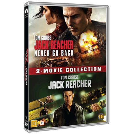 Jack Reacher 1+2, elokuva