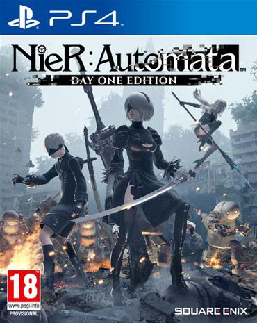 NieR: Automata, PS4-peli
