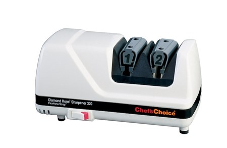 Chef's Choice CC320, veitsenteroitin