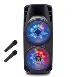 iDance Groove 980, karaokekaiutin jossa valotehosteet