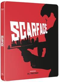 Arpinaama - Steelbook (Scarface, blu-ray), elokuva