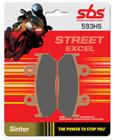 SBS 593HS Street Excel Sintered jarrupalat