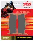 SBS 686HS Street Excel Sintered jarrupalat