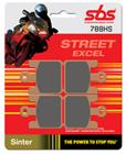 SBS 788HS Street Excel Sintered jarrupalat