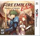 Fire Emblem Echoes - Shadows of Valentia, Nintendo 3DS -peli