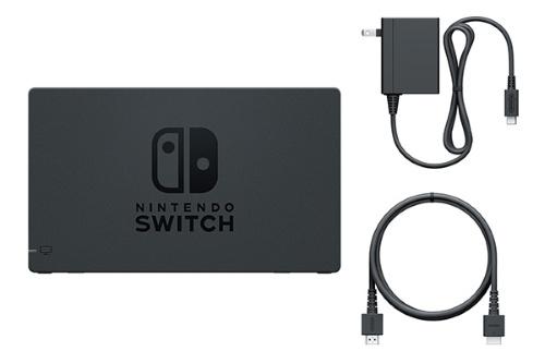 Nintendo Switch Dock Set, Nintendo Switch -tarvike