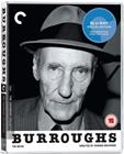 Burroughs: The Movie - The Criterion Collection (1983, Blu-ray), elokuva