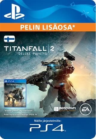Titanfall 2 - Deluxe Edition (DLC), PS4-peli