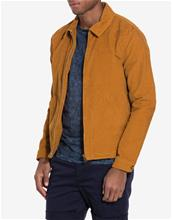 Topman LTD Cord Harrington Jacket Takit Stone