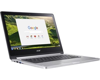 """Acer Chromebook R13 NX.GL4ED.003 (MediaTek MT8173, 4 GB, 64 GB SSD, 13,3"""", Chrome OS), kannettava tietokone"""
