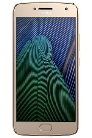 Moto G5 Plus 32GB, puhelin