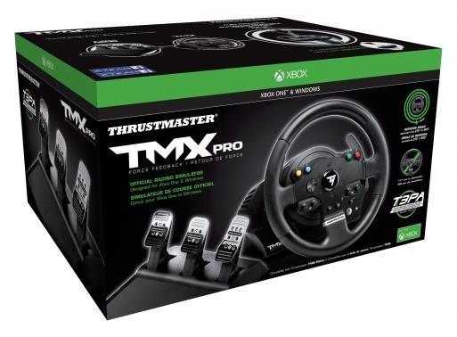 Thrustmaster TMX PRO, Xbox One -rattiohjain