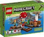Lego Minecraft 21129, Sienisaari
