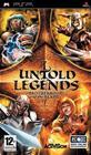 Untold Legends: Brotherhood of the Blade, PSP-peli