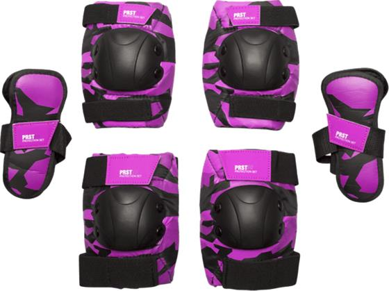 Revolution PROTECT SET JR BLACK/LILAC