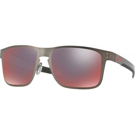 Oakley Holbrook Metal, Matte Gunmetal / Torch Iridium Polarized