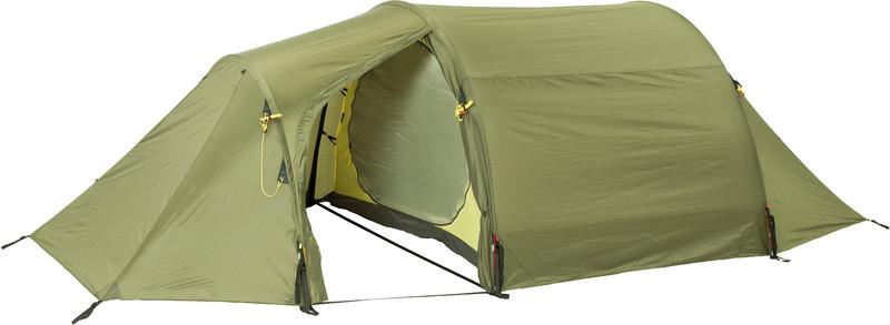 Helsport Lofoten Trek 3 Camp teltta , vihreä