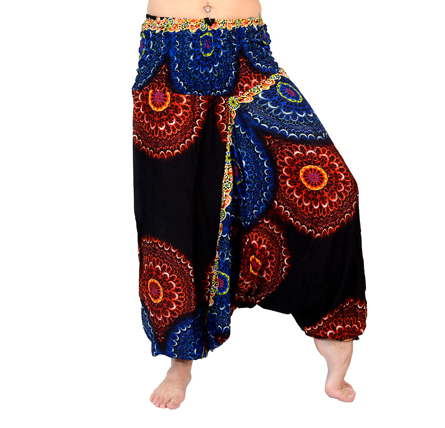 634486ac7a75 ZAALAC Harem pants oriental yoga dancing pleasure.