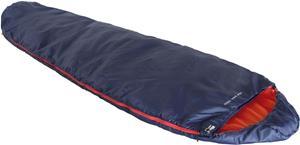 High Peak Lite Pak 1200 makuupussi vasen , oranssi/sininen, Makuupussit ja -alustat