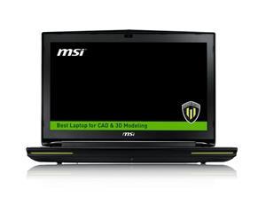 """MSI WT72-2OK16SR21BW 001781-SKU202 (Core i7-4980HQ, 32 GB, 1000 GB + 128 GB SSD, 17,3"""", Win 7), kannettava tietokone"""