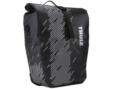 Thule Pack 'n Pedal SHIELD PANNIER pannier set, 24 l Large black 24 l