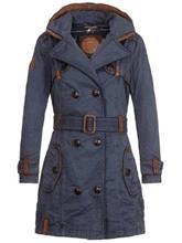 Naketano One For All III Jacket dark blue / sininen Naiset
