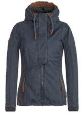 Naketano Der Sportive Schwanz Jacket dark blue / sininen Naiset