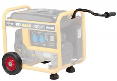 Briggs & Stratton Wheel Kit 20, renkaat ja vetokahva ProMax 3500A generaattorille